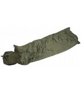 Śpiwór wojskowy PILOT 185 cm OLIVE MT