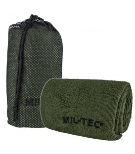 Ręcznik szybkoschnący wojskowy OLIVE 100x50 MT