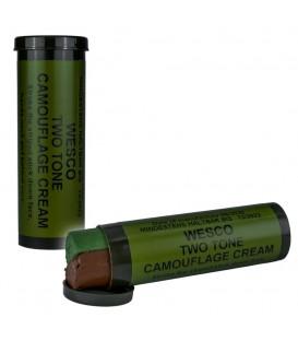 Farba maskująca w sztyfcie 2w1 oliv/brown MT