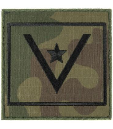 Dystynkcja Wojskowa na ramię nowy wzór US-22