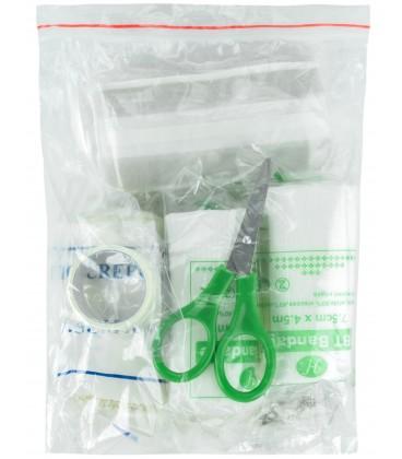 Apteczka FIRST AID KIT wyposażeniem MINI MT