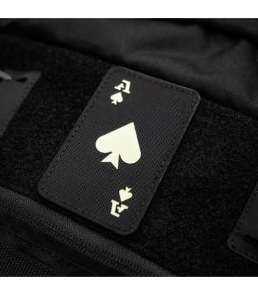 Naszywka Ace of Spades Laser FLUO