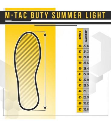 Lekkie buty taktyczne Summer Light OLIVE