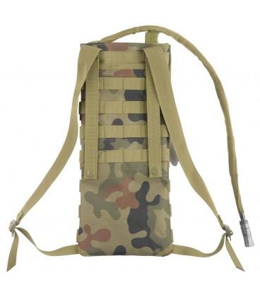 Plecak wkład hydracyjny na wodę WATER PACK 3L moro