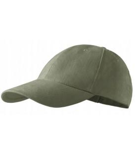 Klasyczna czapka z daszkiem KHAKI