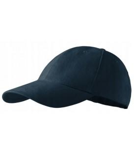 Klasyczna czapka z daszkiem GRANATOWA