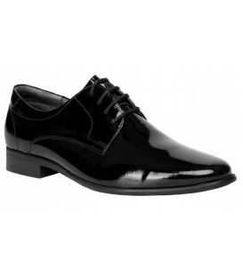 Buty galowe wyjściowe wzór 918 B/MON