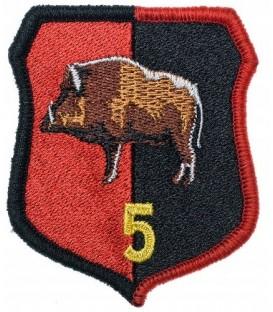 NASZYWKA 5 pułk inżynieryjny SZCZECIN