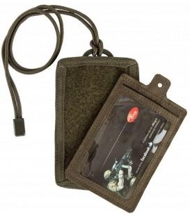 Etui pokrowiec na przepustkę/identyfikator ID CARD OLIV