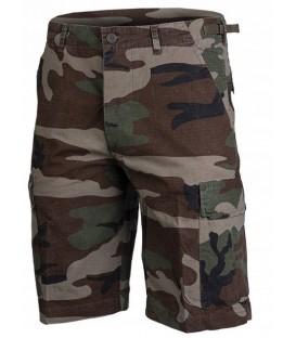 Spodnie bojówki BERMUDY WOODLAND MT