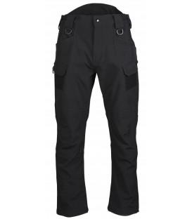 Spodnie ocieplane Softshell'owe MT