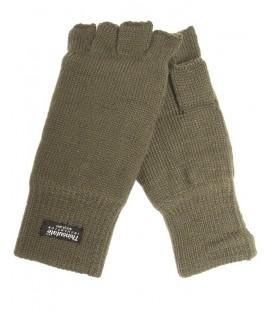 Rękawiczki bez palców THINSULATE olive MT