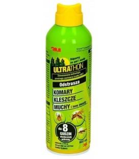 ULTRATHON spray na komary kleszcze 25% DEET 177ml