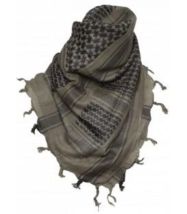 Arafatka Chusta SHEMAGH OLIV/BLACK MT