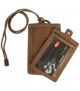Etui pokrowiec na przepustkę/identyfikator ID CARD COYOTE