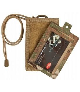 Etui pokrowiec na przepustkę/identyfikator ID CARD MULTITARN