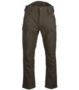 Spodnie ocieplane Softshell'owe OLIVE MT