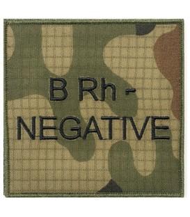 Grupa Krwi RIPSTOP WZ2010 BRH- negative