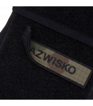 ZESTAW Imiennik nazwisko Wojskowe na mundur US-21 x 4 szt