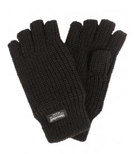 Rękawiczki bez palców THINSULATE czarne MT